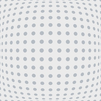 Abstract perforated background