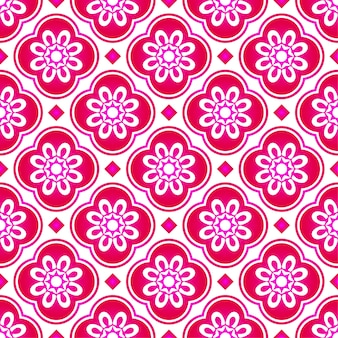 Abstract pink flower malaysia pattern, beautiful texture seamless background