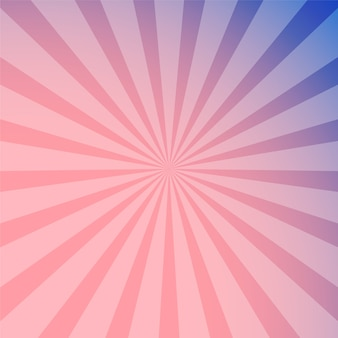 Abstract pink purple rays background