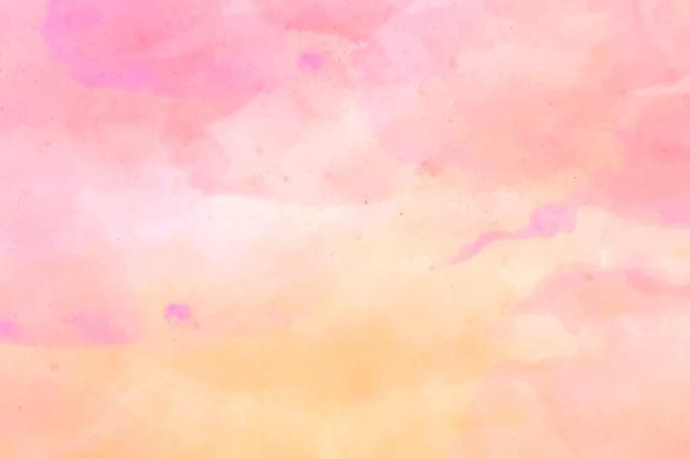추상 핑크 수채화 배경