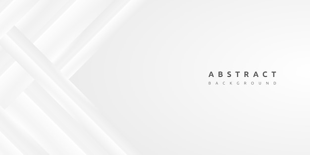 Abstract plain white background