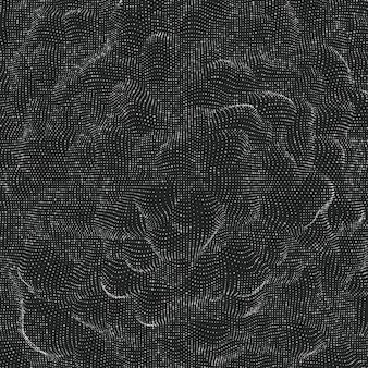 Abstract point noise background.