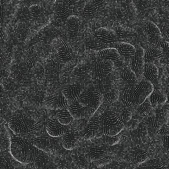 Абстрактная точка фоновый шум.