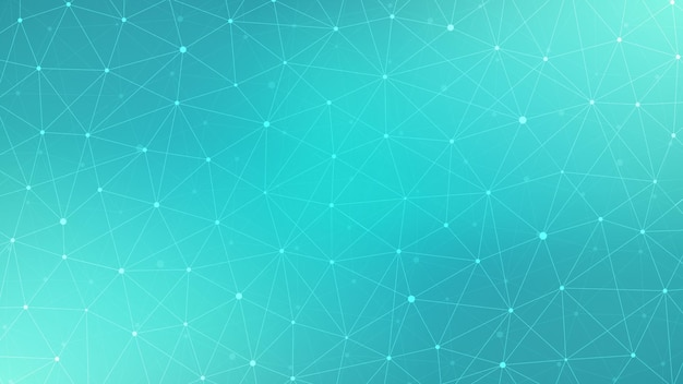 Abstract polygon background or grid texture. geometric pattern.