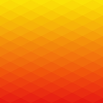 Abstract polygonal background of rhombus. geometric illustration for material .