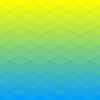 Abstract polygonal background of rhombus
