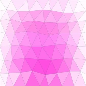 추상 다각형 배경입니다. 디자인 카드, 초대장, 포스터, 티셔츠, 실크 목도리, 직물, 직물, 의복, 가방 인쇄 등에 사용하기 위한 벡터 삼각형 낮은 폴리 패턴