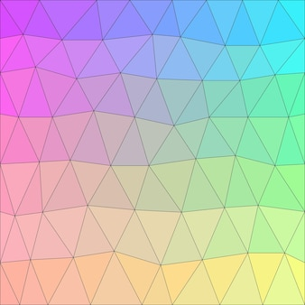 Abstract polygonal background. vector triangle low poly pattern for use in design card, invitation, poster, t shirt, silk neckerchief, printing on textile, fabric, garment etc.