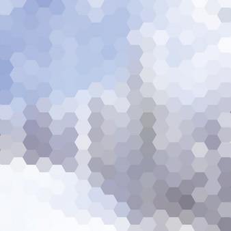 Абстрактный многоугольной фон