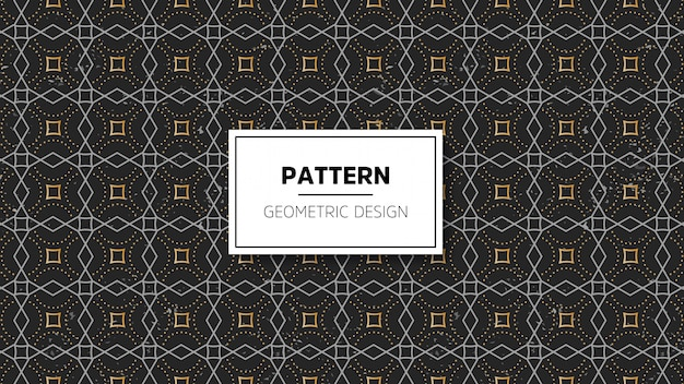Abstract polygonal pattern background