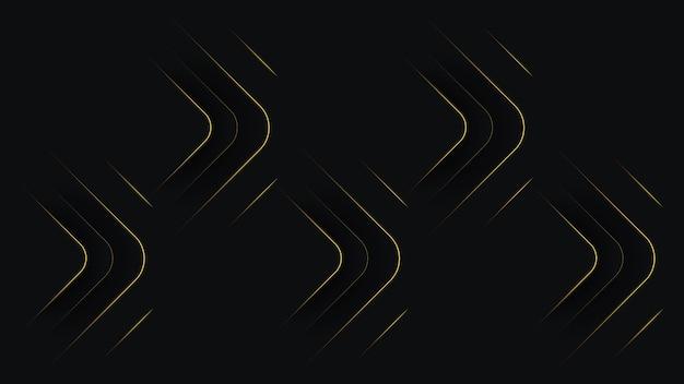 抽象的な多角形パターン背景