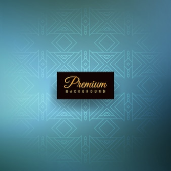Abstract premium seamless pattern background