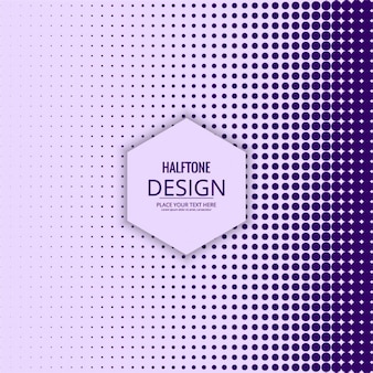 Abstract purple dotted background