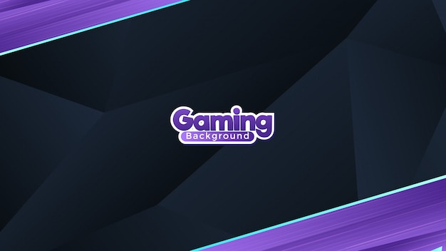 Abstract purple  gaming  background