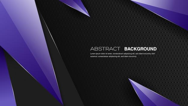 Abstract purple geometric background