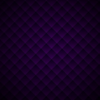 Abstract purple geometric squares pattern