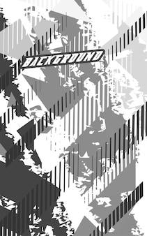 Абстрактный гоночный фон с гранжевой текстурой