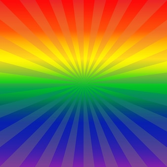 Abstract rainbow color background