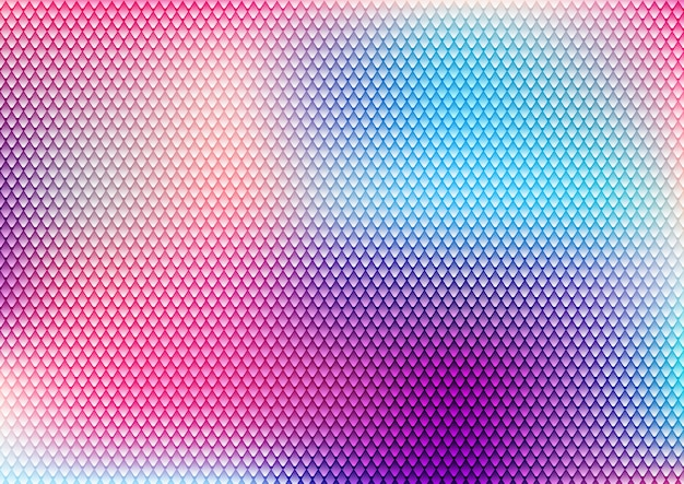 Abstract rainbow color blurred background