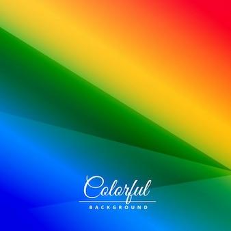 Astratto sfondo colorato con strisce