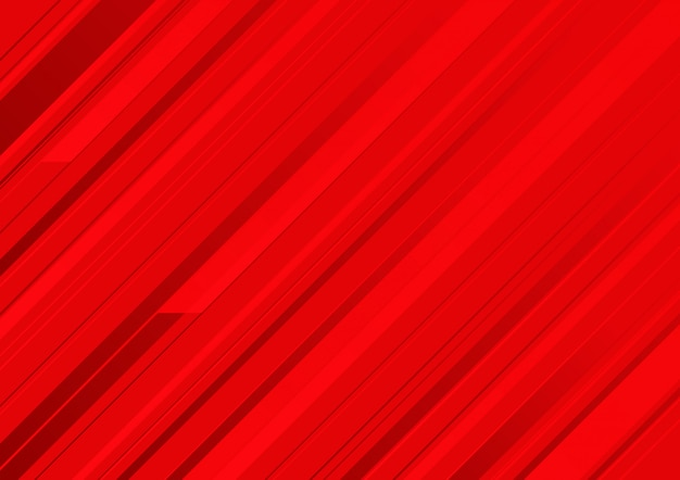 Abstract red background with red stripes.