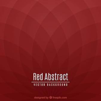 Абстрактный красный фон