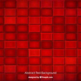 추상 빨간색 배경