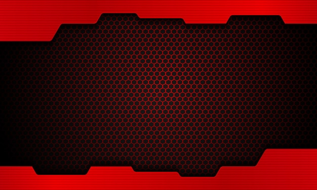Abstract red gaming background with texture