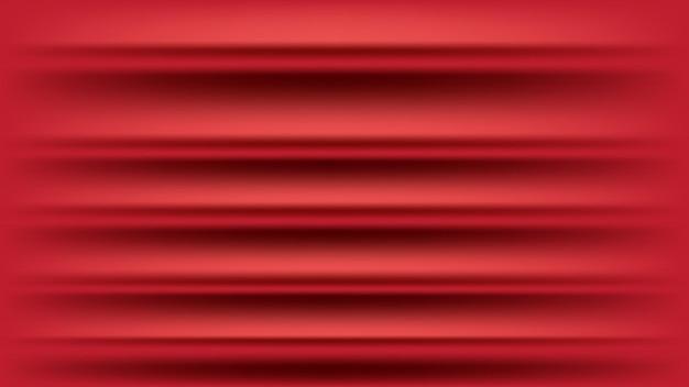 抽象的な赤いグラデーション色の背景