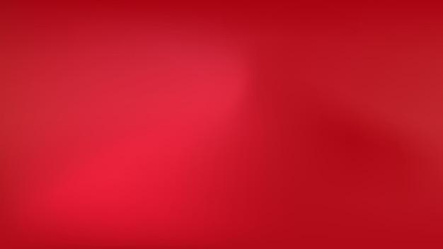 ウェブサイトのバナーやポスターの装飾的なデザインの抽象的な赤いグラデーションカラー効果の背景