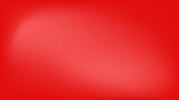 ウェブサイトのバナーやポスターや紙の装飾のための抽象的な赤いグラデーションカラー効果の背景
