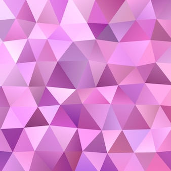 Abstract retro gradient polygonal triangle background