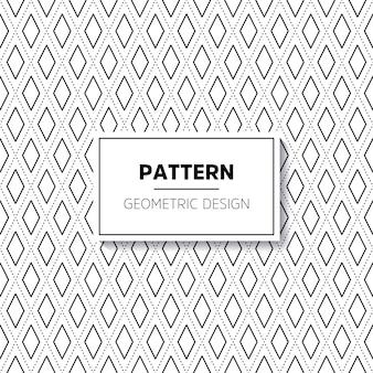 추상 마름모 패턴