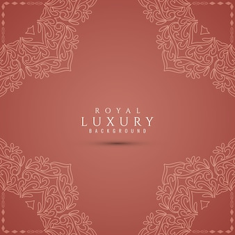 Abstract royal luxury artistic background