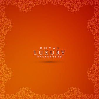 Abstract royal luxury background design