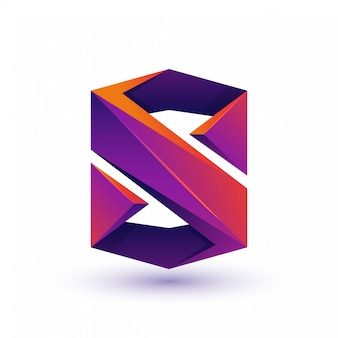 Abstract s logo