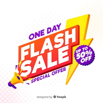 Flash Sale Vectors, Photos and PSD files | Free Download