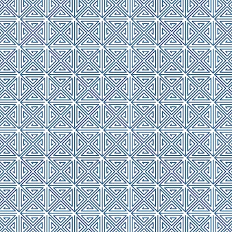Abstract seamless line pattern. Vector background.