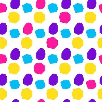 디자인 직물 섬유 견본에 대 한 추상 원활한 패턴 배경