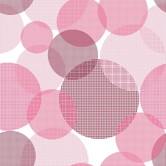 Abstract seamless pattern background vector illustration. eps10