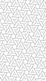 추상 원활한 패턴 배경