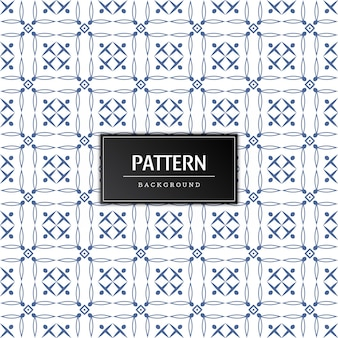 Abstract seamless pattern modern background vector