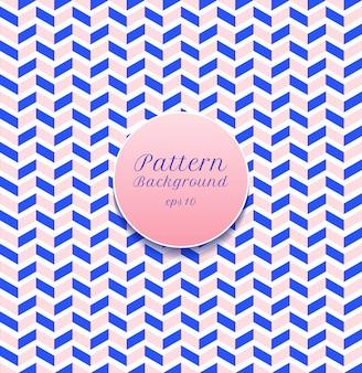 Abstract seamless pattern stripe chevron