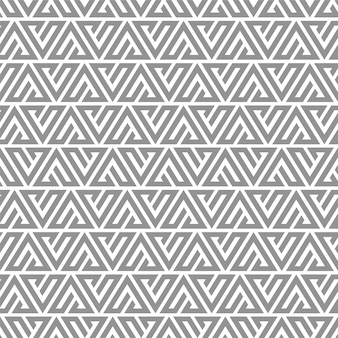 Abstract seamless pattern with triangle shape