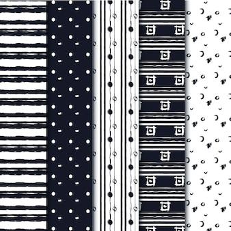 추상 원활한 패턴