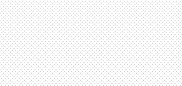 抽象的なシームレスな白と灰色のグラデーションの正方形のパターンの背景