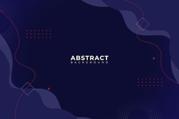 Абстрактная форма современный фон
