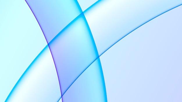 추상적 인 모양 벽지 기술. 간단하고 쉬운 라인 기술.