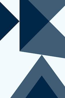 抽象、形ミッドナイトブルー、木炭壁紙背景ベクトルイラスト。