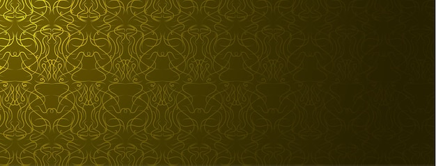 Abstract, shapes, painting, design, pattern, line, yellow, black, gold gradient wallpaper background vector illustration